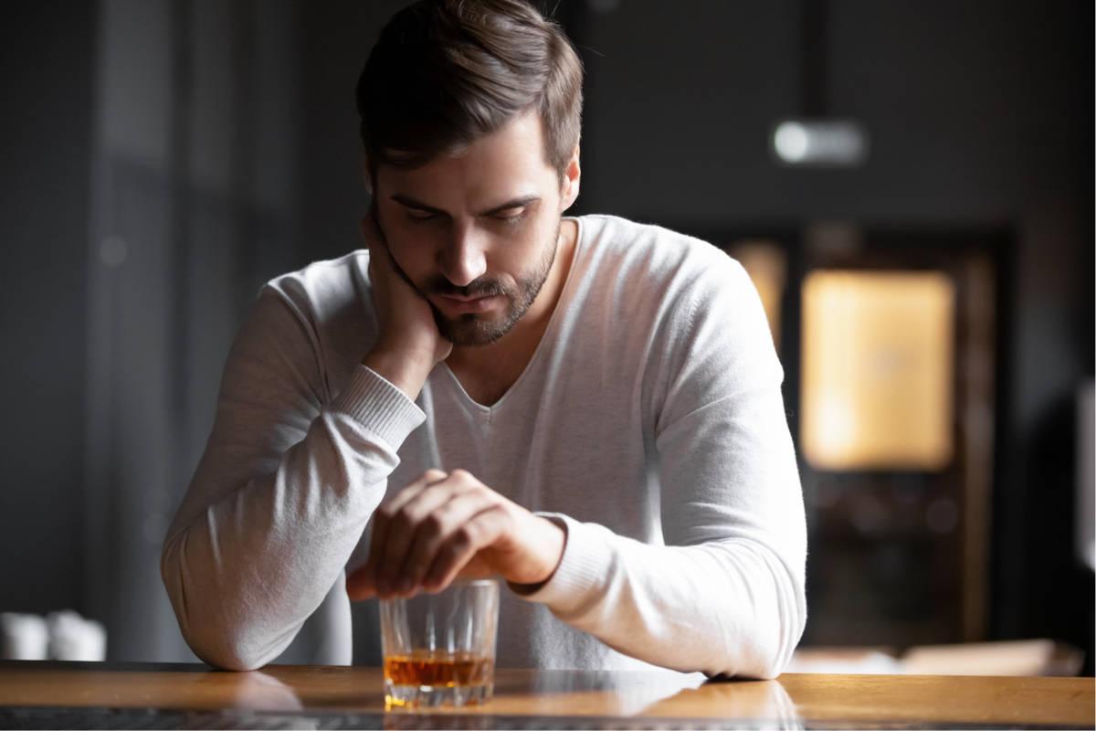 Nicht kommen er wenn ist kann er betrunken Alkohol: Betrunkener